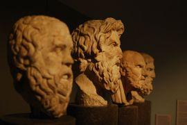 Berco-da-Filosofia--Pre-Socraticos-Socrates-e-Sofistas