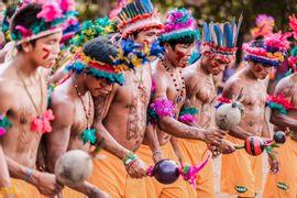 Brasil-Multicultural--Influencias-Africanas-e-Indigenas